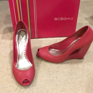 BCBGirls wedges